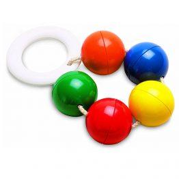 Ambi Toys 31002, Ринг с топчета
