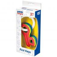 Ambi toys 31115, Моите първи ключове
