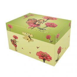 Trousselier S50108, Музикална кутия Фея Циния на летните цветя