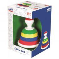 Ambi toys 31139, Бебешка низанка - камбанка