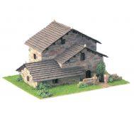 Domus kits 40037, Къща Рустика 3