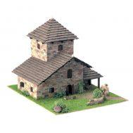 Domus kits 40038, Къща Рустика 4