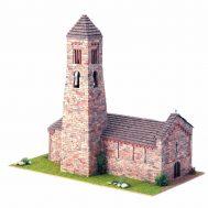 Domus kits 40077, Романика 3, Църква St. Climent Coll de Nargó
