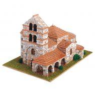 Domus kits 40087, Романика 10, Църква, St. Salvador de Cantamuda