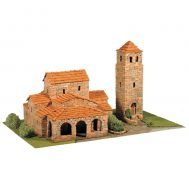 Domus kits 40093, Романика 16, Църква Sta. Maria de Lebena