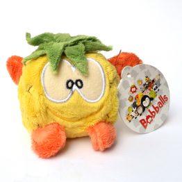 Keel Toys SW4660, Малка плюшена играчка Боббълс, Ананас