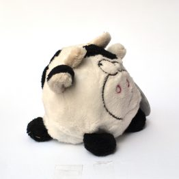 Keel Toys SW4660, Малка плюшена играчка Боббълс, Кравичка