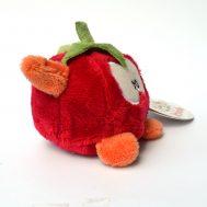 Keel Toys SW4660, Малка плюшена играчка Боббълс, Домат
