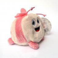 Keel Toys SW4660, Малка плюшена играчка Боббълс, Пеперудка