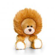 Keel Toys SB0757, Плюшено мече с костюм на лъвче