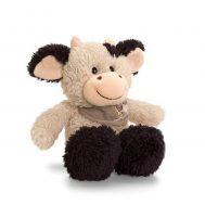 Keel Toys SF4893, Плюшена крава с гащеризон