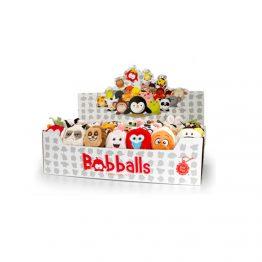 Keel Toys SW4660, Плюшена малка играчка Боббълс