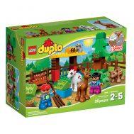 10582 Lego Duplo, Животни