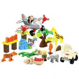 Ecoiffier 3073, Детски строител Сафари
