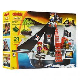 Ecoiffier 3130, Детски строител, Пиратски кораб