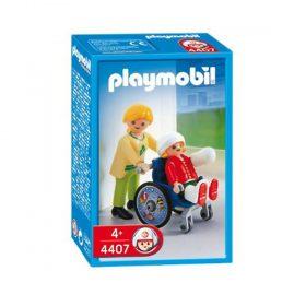 Pleymobil 4407, Дете в инвалидна количка
