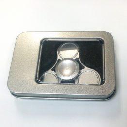 Spinner Fidget, Спинер в метална кутия