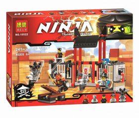Bela 10522, Конструктор Ninja, Бягство от затвора Kriptarium