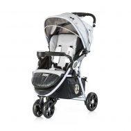 Детска количка с покривало, Алдо, Chipolino, бяло