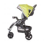 Детска количка с покривало, Алдо, Chipolino, лайм