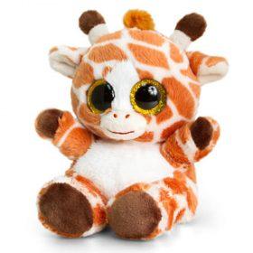Keel Toys SF0955, Анимотсу, Плюшенo жирафче, 15 см
