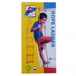 90124 Woodyland, Въжена стълба