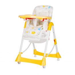 Столче за хранене Кан Кан, Chipolino, жълто