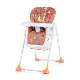 Столче за хранене Престо, Chipolino, кафяво