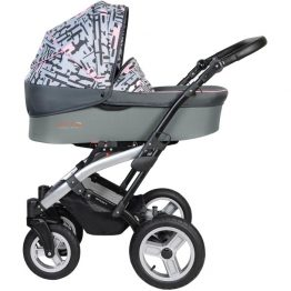 Комплект количка за бебе Danny Sport Prim 2 in 1, DorJan